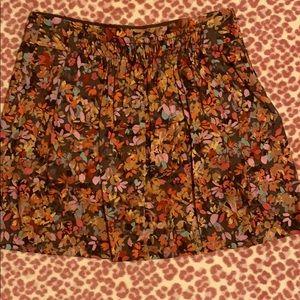 Jcrew fall skirt
